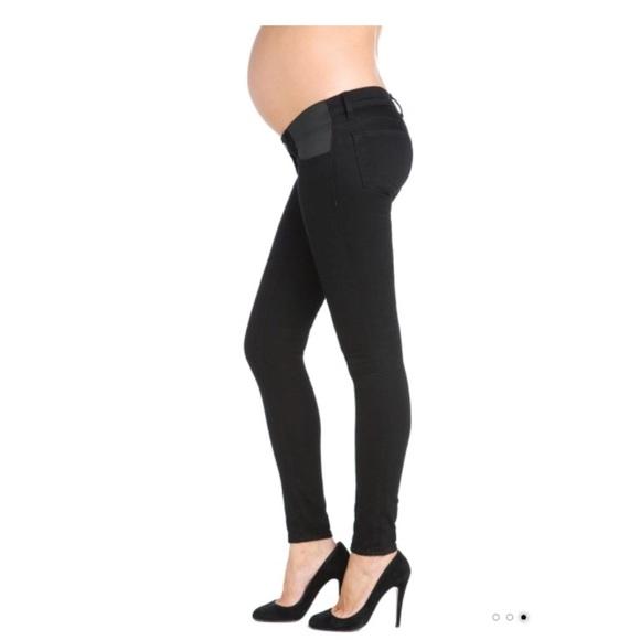 ab527b45320b2 J Brand Jeans | 3401 Maternity Legging In Hewson | Poshmark